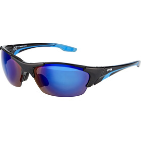UVEX blaze lll Glasses black blue